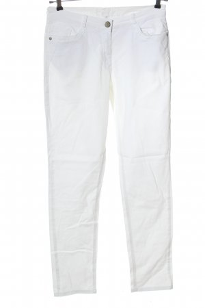 Kenny S. Stretch Jeans weiß Casual-Look