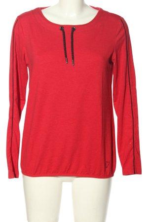 """Kenny S. Sweatshirt """"W-zzfm21"""" rot"""