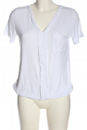 Kenny S. T-Shirt weiß Casual-Look