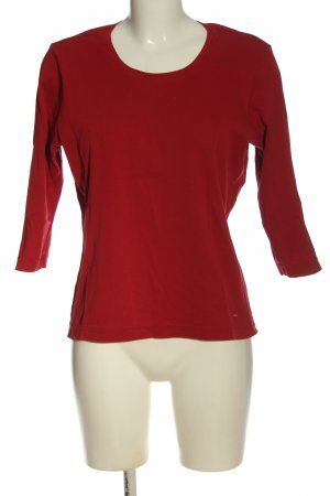 Kenny S. T-Shirt red casual look
