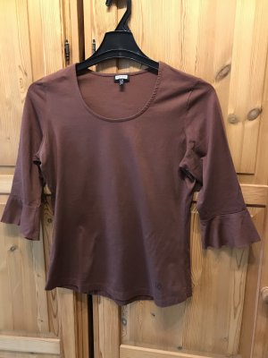 Kenny S. T-Shirt brown