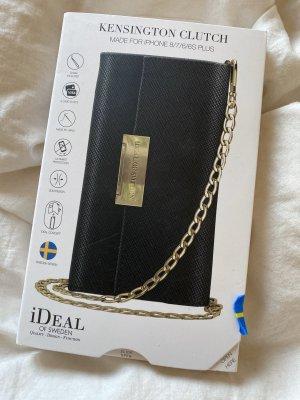 Ideal of Sweden Hoesje voor mobiele telefoons zwart-goud