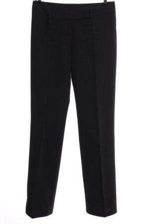 Kenvelo Pantalone da abito nero stile casual