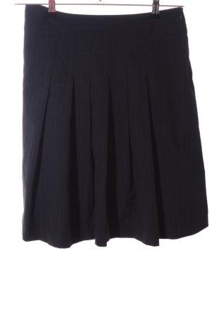 Kenvelo Flared Skirt black casual look