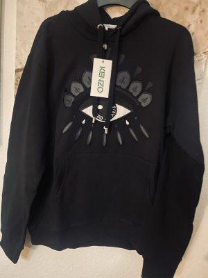 Kenzo Auge hoodie schwarz XL