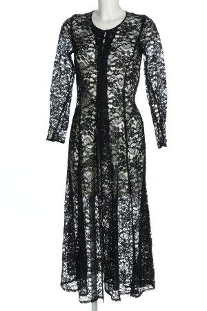Kenzo Blusenjacke schwarz Elegant