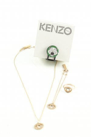 Kenzo Ketting goud elegant