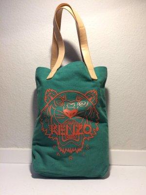 KENZO Handtasche mit Tiger-Motiv