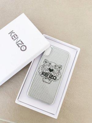 Kenzo Abanico color plata