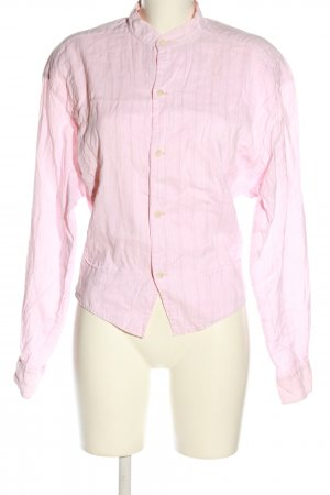 Kenzo Hemd-Bluse pink Allover-Druck Casual-Look
