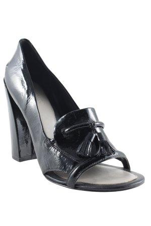 Kenzo High Heels schwarz Elegant