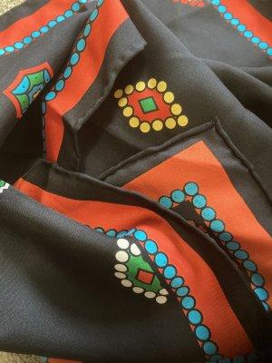 Kenzo H&M Zijden doek veelkleurig