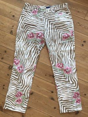 Kenzo Jeans, italienische 44, schönes Design, Animalprint