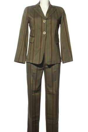 kenzo jungle Traje de pantalón estampado a rayas look casual