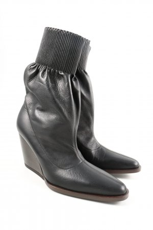 """Kenzo Keil-Stiefeletten """"Billow Low Top Boots"""" schwarz"""