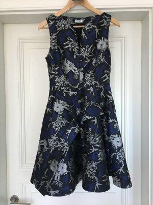 """Kenzo - Kleid """"Monster Dress"""" mit Industrial Print (NP 679 EUR)"""