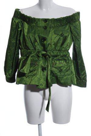 Kenzo Veste courte vert style décontracté