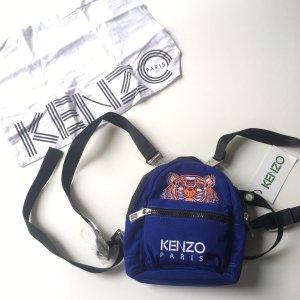 Kenzo Mini Tiger Backpack Rucksack Blau
