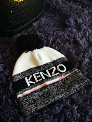 Kenzo Knitted Hat multicolored