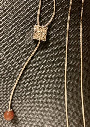 Kenzo | Silberkette mit passenden Ohrringen