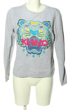 Kenzo Sweatshirt meliert sportlicher Stil