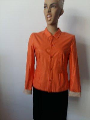 Kenzo Blazer in jeans arancione-beige