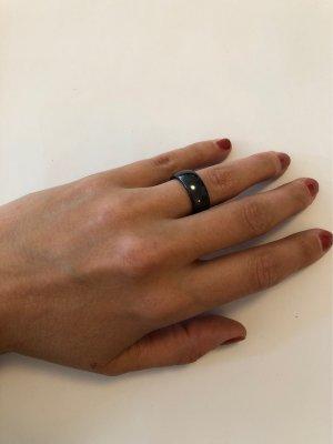 Keramik-Ring schwarz