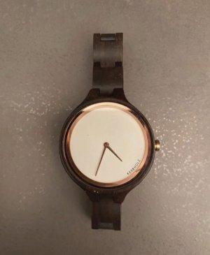 Kerbholz Analog Watch dark brown