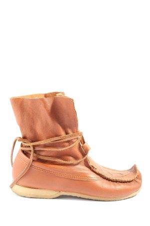 keros Western Booties brown casual look