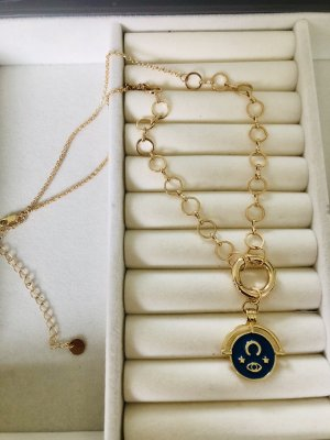 Kette 18k gold plated