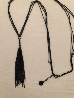 bonobo jeans Necklace black-gold-colored