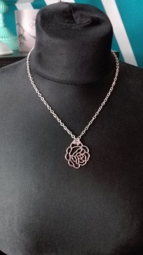 Handmade Link Chain rose-gold-coloured