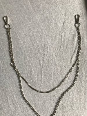 SheIn Link Chain silver-colored