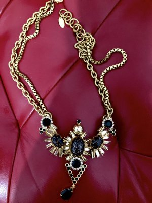 Kette gold plated