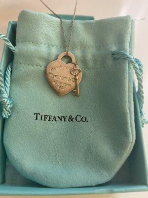 Tiffany&Co Collier argenté