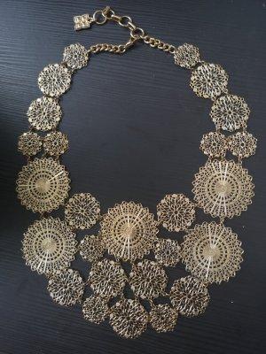BCBG Maxazria Gold Chain gold-colored