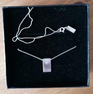 Anna Inspiring Jewellery Collar color plata