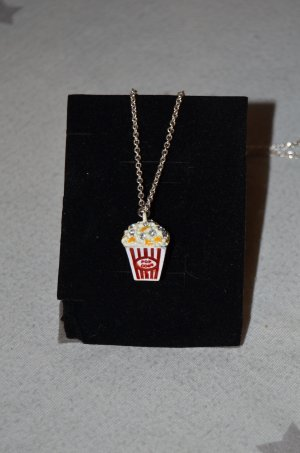 claire's Ketting zilver