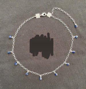 Kette mit blauen Steinen von Konplott