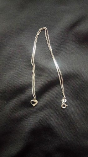 Christ Zilveren ketting zilver