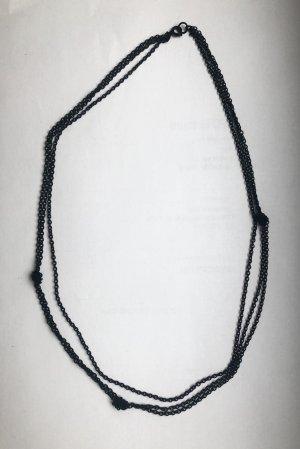 COS Necklace black