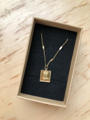 Vintage Złoty łańcuch złoto