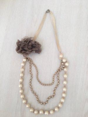 Kette Perlen