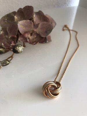 Christ Necklace rose-gold-coloured