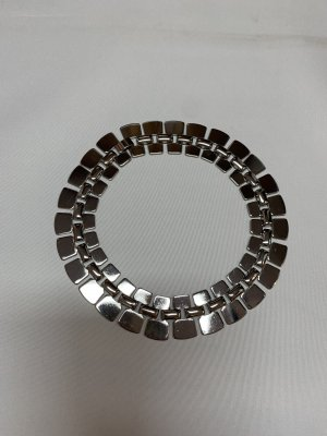 H&M Necklace silver-colored