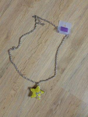Liberty Collana argento-giallo
