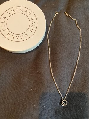 Thomas Sabo Silver Chain silver-colored