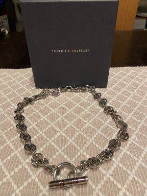 Tommy Hilfiger Link Chain silver-colored