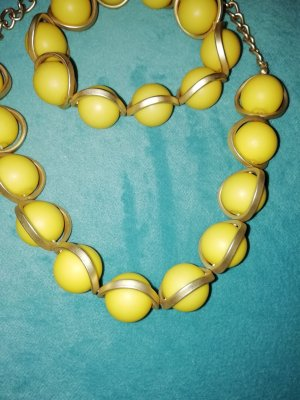Link Chain yellow