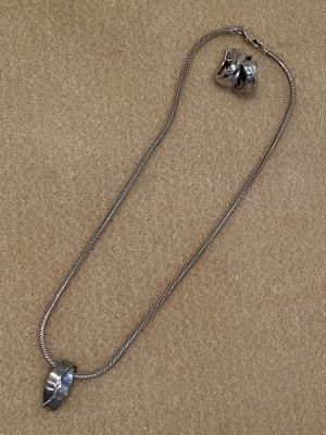 Viventy Catena d'argento argento